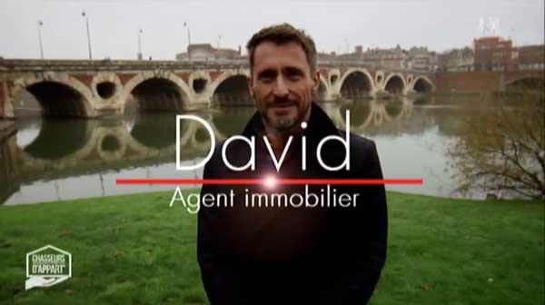 Avis sur David dans chasseurs d'appart la semaine du 21/03