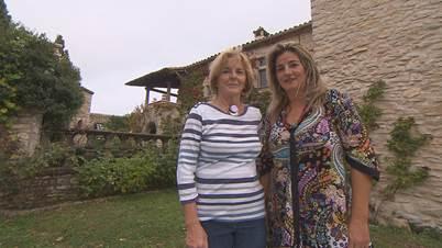 Avis et commentaires sur la maison d'hôtes de Christine et Béatrice : leur adresse dans la drôme