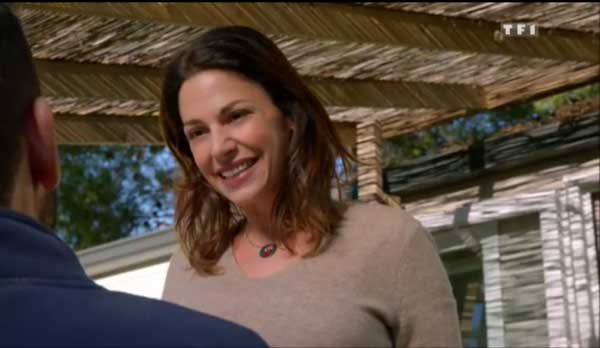 Noémie Elbaz nouvelle actrice dans Camping Paradis