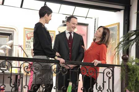 Inscription à Cousu main saison 3 : la couture is back sur M6  / Crédit : Lou BRETON/M6