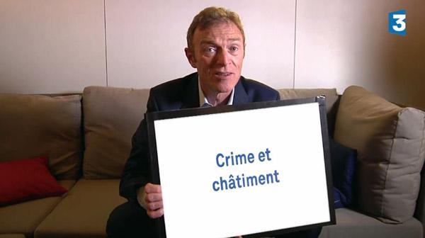 Crime et châtiment le nouveau rendez vous de France 3 faits divers