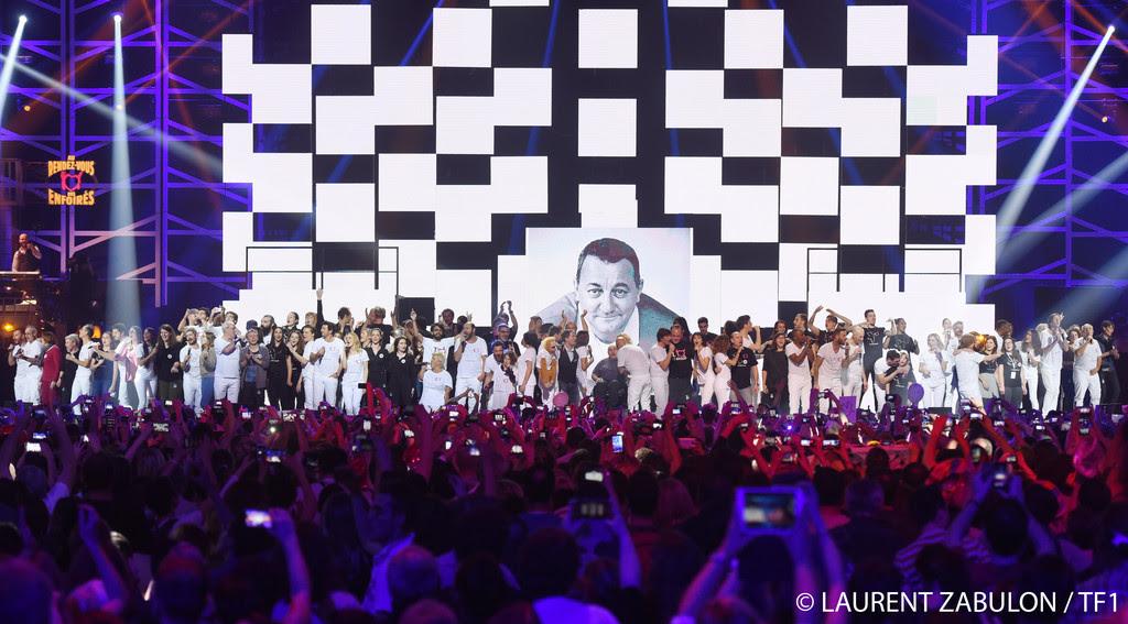 Avis et commentaires Les enfoirés 2016 du 11 mars sur TF1