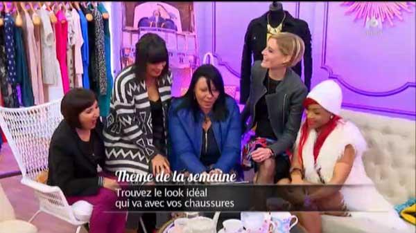 Quelles adresses de boutiques sur Paris dans les reines du shopping du 14 au 18/03 ?
