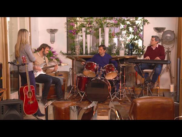 Le groupe de musique Les mystères de l'amour se reforme
