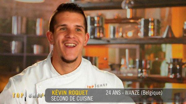 Les avis sur le départ de Kevin Roquet de Top Chef 7