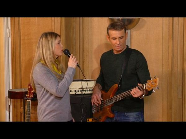 Hélène et Jimmy en mode chanson !