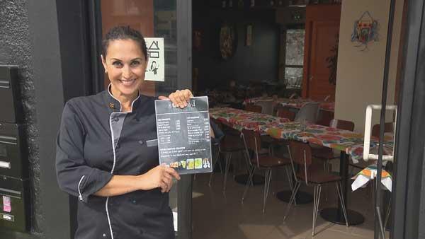 Avis et commentaires sur le restaurant de Luciana dans l'addition SVP