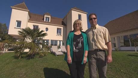 Avis et commentaires sur le domaine de Lydie et Arnaud dans Bienvenue chez nous / Photo TF1