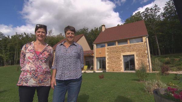 Avis et commentaires sur la maison de Martine et Pascale de Bienvenue chez nous