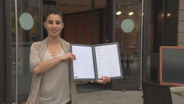 Avis et commentaires sur le restaurant de Mélina dans l'addition SVP / Photo TF1