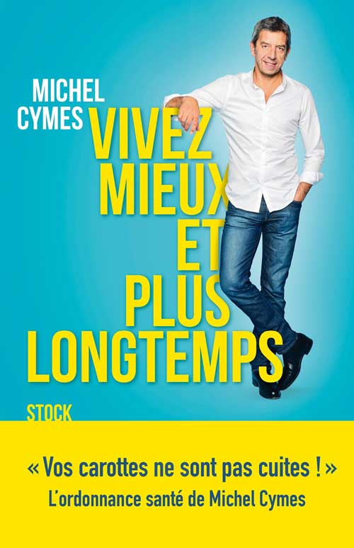Gagner le livre de Michel Cymes : le concours est lancé !