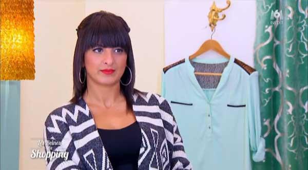 Avis et commentaires de Mouna dans les reines du shopping spécial chaussures