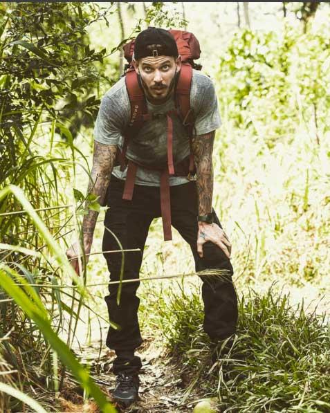 M Pokora candidat à Running Wild de M6