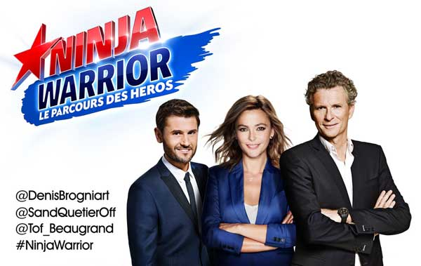 Vous allez regarder Ninja Warrior sur TF1 ?