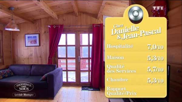 Les notes de Danielle et Jean Pascal pour Bienvenue chez nous