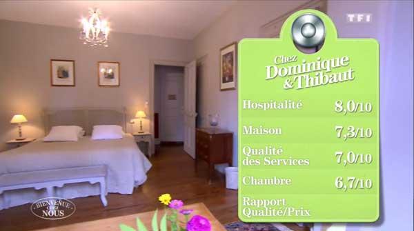 Les notes de Dominique et Thibaut : le château a-t-il fait rêver ?