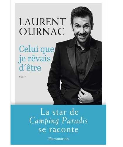 Le Livre de Laurent Ournac sur sa perte de poids sort en avril 2016 : les avis et commentaires