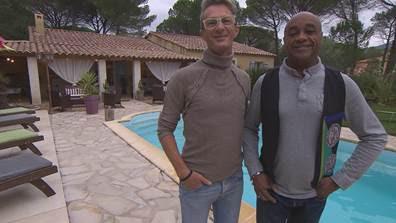 Avis et commentaires sur Philippe et Mika dans Bienvenue chez nous en Provence