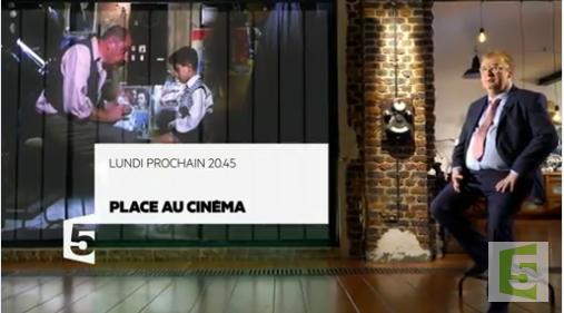 Soirée spéciale ciné le lundi sur France 5