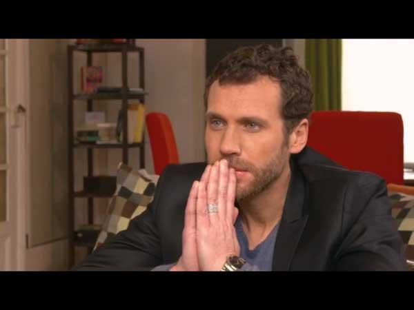 Arnaud le psychanalyste de Laly et nouveau petit ami ?