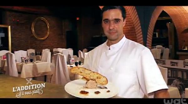 Avis et commentaires du restaurant de Sebastien de l'addition SVP de TF1