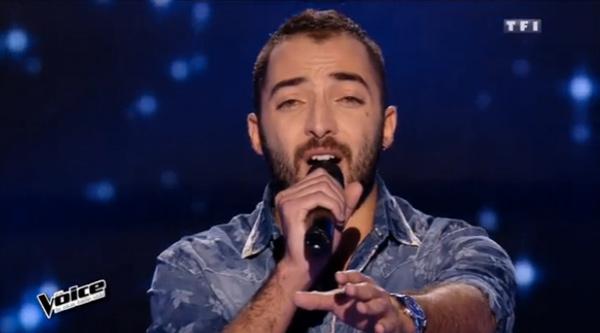 Sofiane qualifié pour les battles The Voice 2016