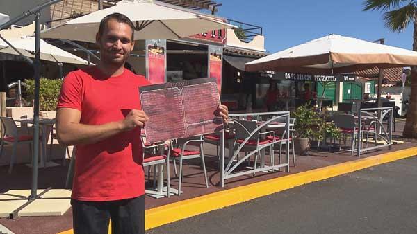 Avis et commentaires sur le restaurant de Thomas près de Cannes dans l'addition de TF1