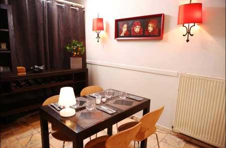 Vos avis sur le restaurant de Pierre et Franck dans Top Chef / Photo M6