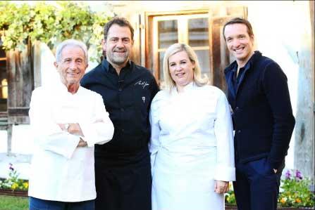 Avis et commentaires sur Top Chef 2016 avec Michel Guérard / Crédit : PIERRE OLIVIER/M6