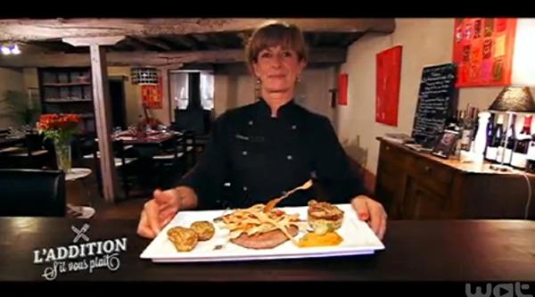 Avis et commentaires sur le restaurant terroir de Véronique sur TF1