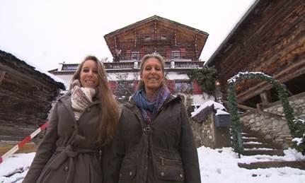 Avis et commentaires sur les Suisses Véronique et Thessalia de Bienvenue chez nous