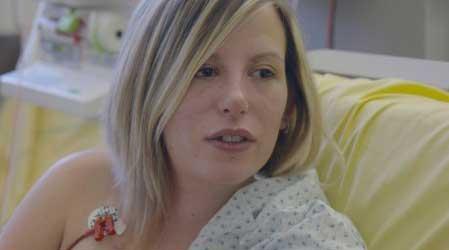 La greffe entre donneur et ceux qui la reçoivent : fini la vie en sursis / Photo M6