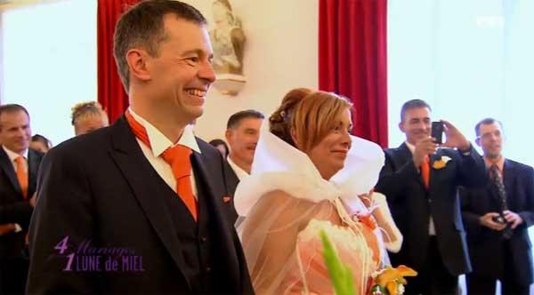 Vos avis et commentaires sur le mariage de Marie et François sur TF1