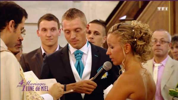 Vos avis sur le mariage de Delphine et Guillaume dans 4 mariages sur TF1