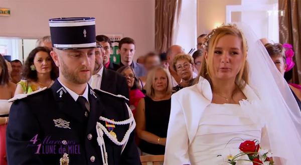 Vos avis sur le mariage de Camille et Romain sur TF1 : la robe de mariée, l'ambiance ?