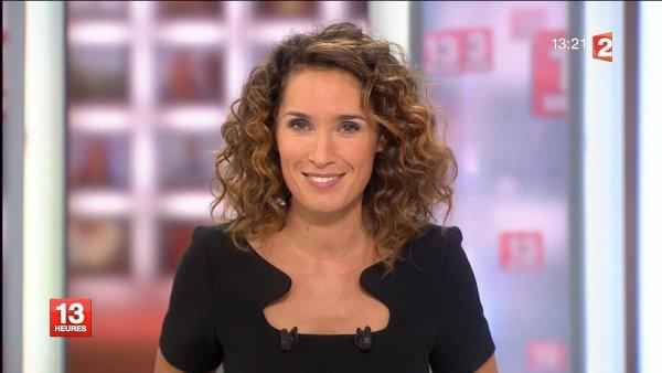 Avis et commentaires sur Marie Sophie Lacarrau au JT de 13h ? Bonne idée ?