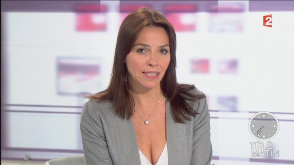 marie sophie lacarrau titulaire au jt 13h de france 2. Black Bedroom Furniture Sets. Home Design Ideas