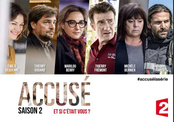 Avis et commentaires sur Accusé de France 2