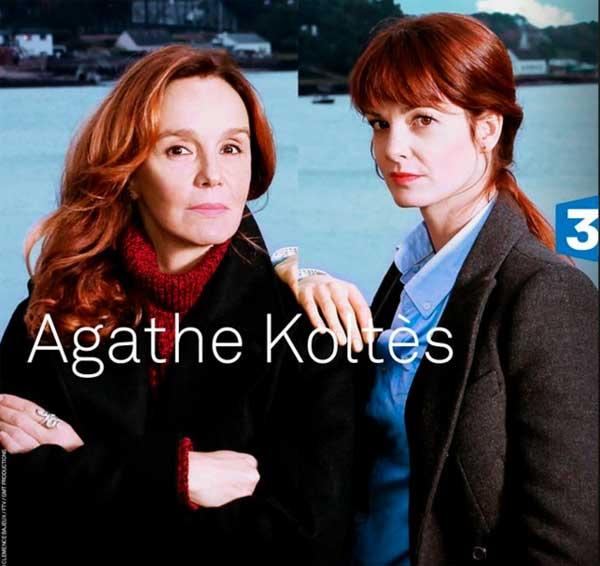 Vos avis et commentaires sur Agathe Koltès sur France 3