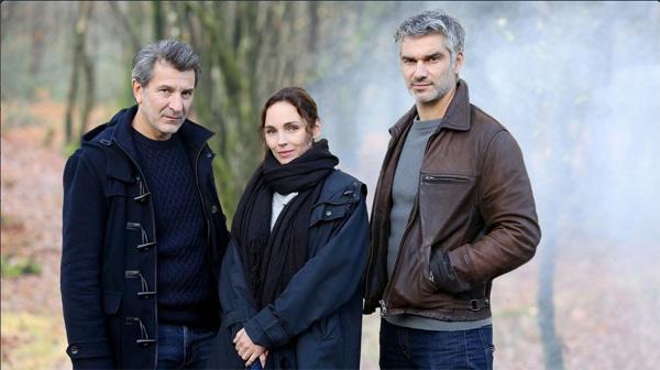 Les acteurs de L'inconnu de Brocéliande sur France 3