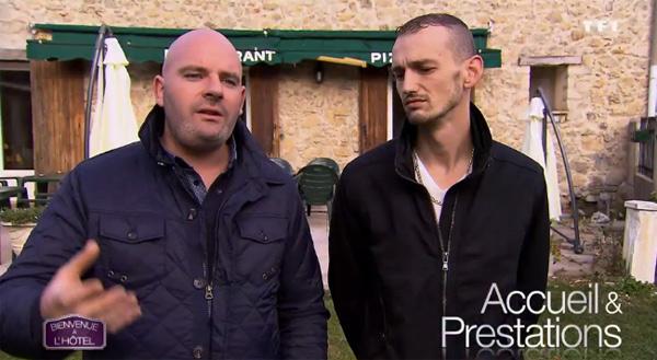 Avis et commentaires sur l'hôtel de Baptiste et Guillaume de TF1