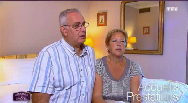 Vos avis et commentaires sur l'hôtel de Nathalie et Sylvain dans Bienvenue à l'hôtel