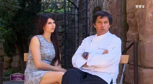 Vos avis et commentaires sur Laura et Max de Bienvenue à l'hôtel sur TF1