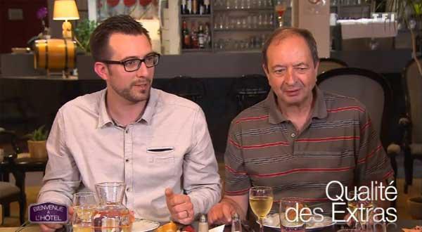 Vos avis sur l'hôtel de Bernard et Thomas dans Bienvenue chez nous sur TF1