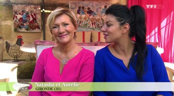 Avis et commentaires sur Natasha et Aurélie de Bienvenue chez nous