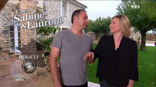 Sabine et Laurent ont ouvert leur maison d'hôtes il  y a quelques mois