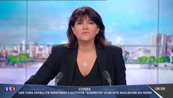 Valérie Expert et Ca nous Concerne  sur LCI