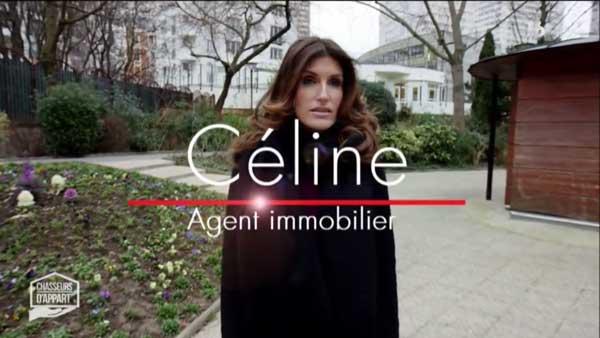 Céline dans chasseurs d'appart sur M6 : vos avis et commentaires