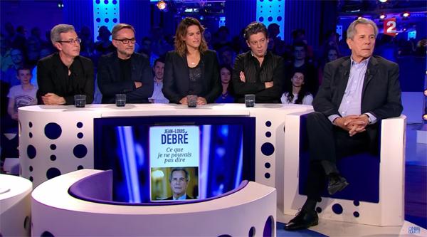 Avis et commentaires sur Jean Louis Debré dans On n'est pas couché #ONPC