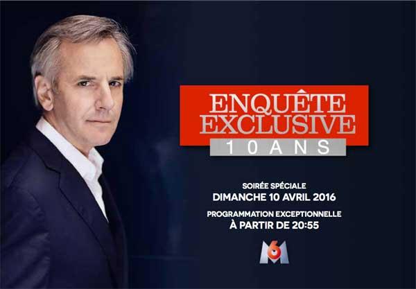 Avis et commentaires sur Enquête exclusive spéciale 10 ans le 10/4/2016